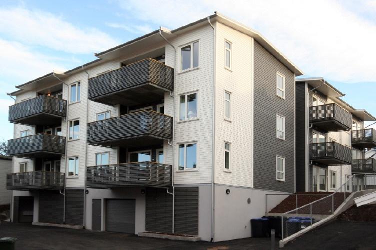 Fredrikstad sentrum apenes leiligheter