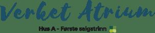 Logo Atrium - Hus A-1