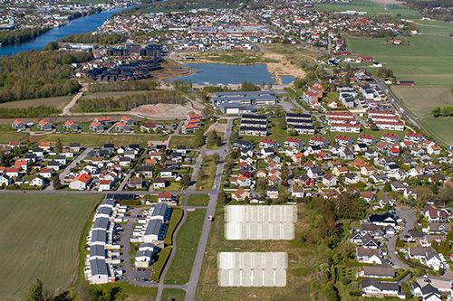 NY: Lokkeberghagen