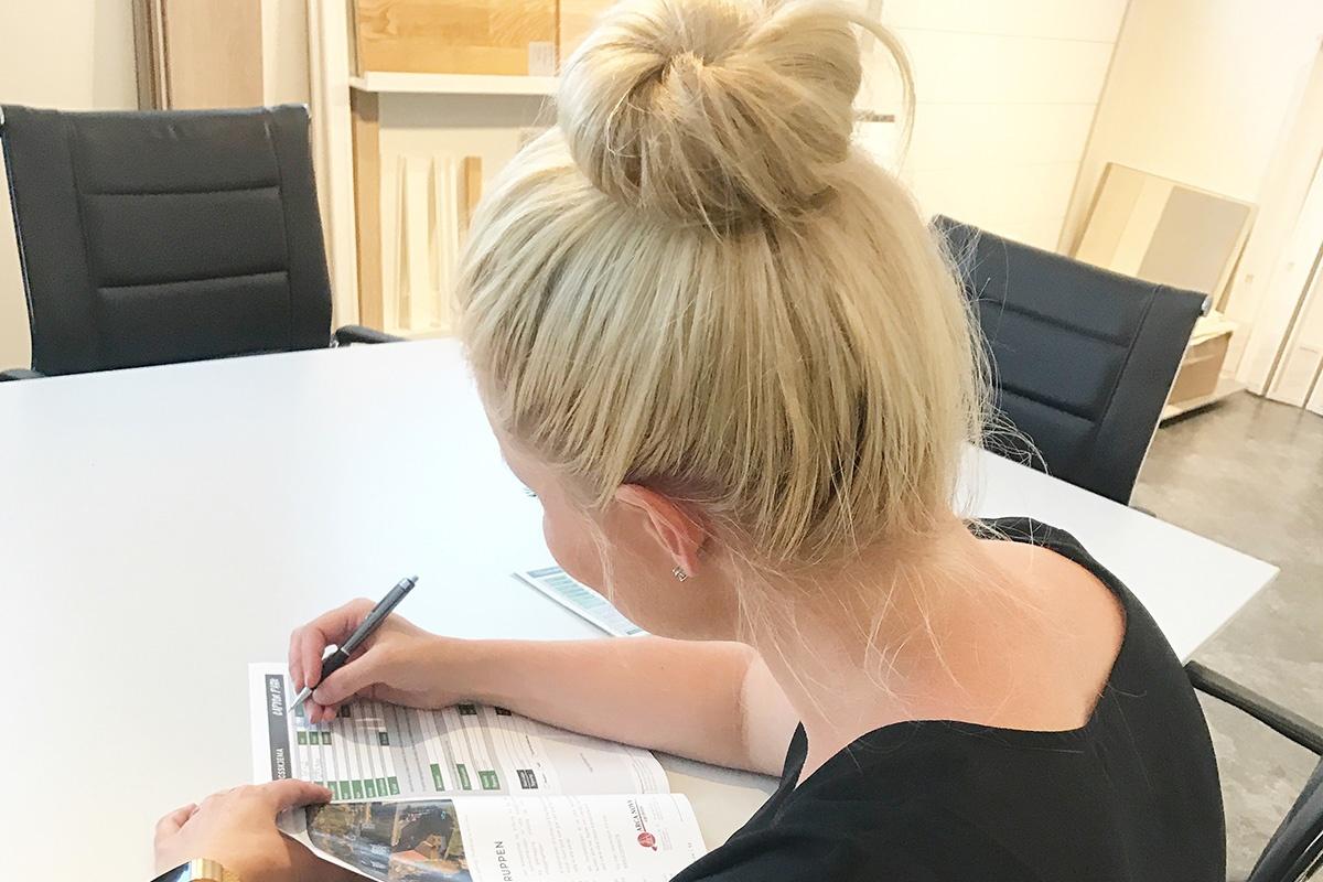 Lilja signering