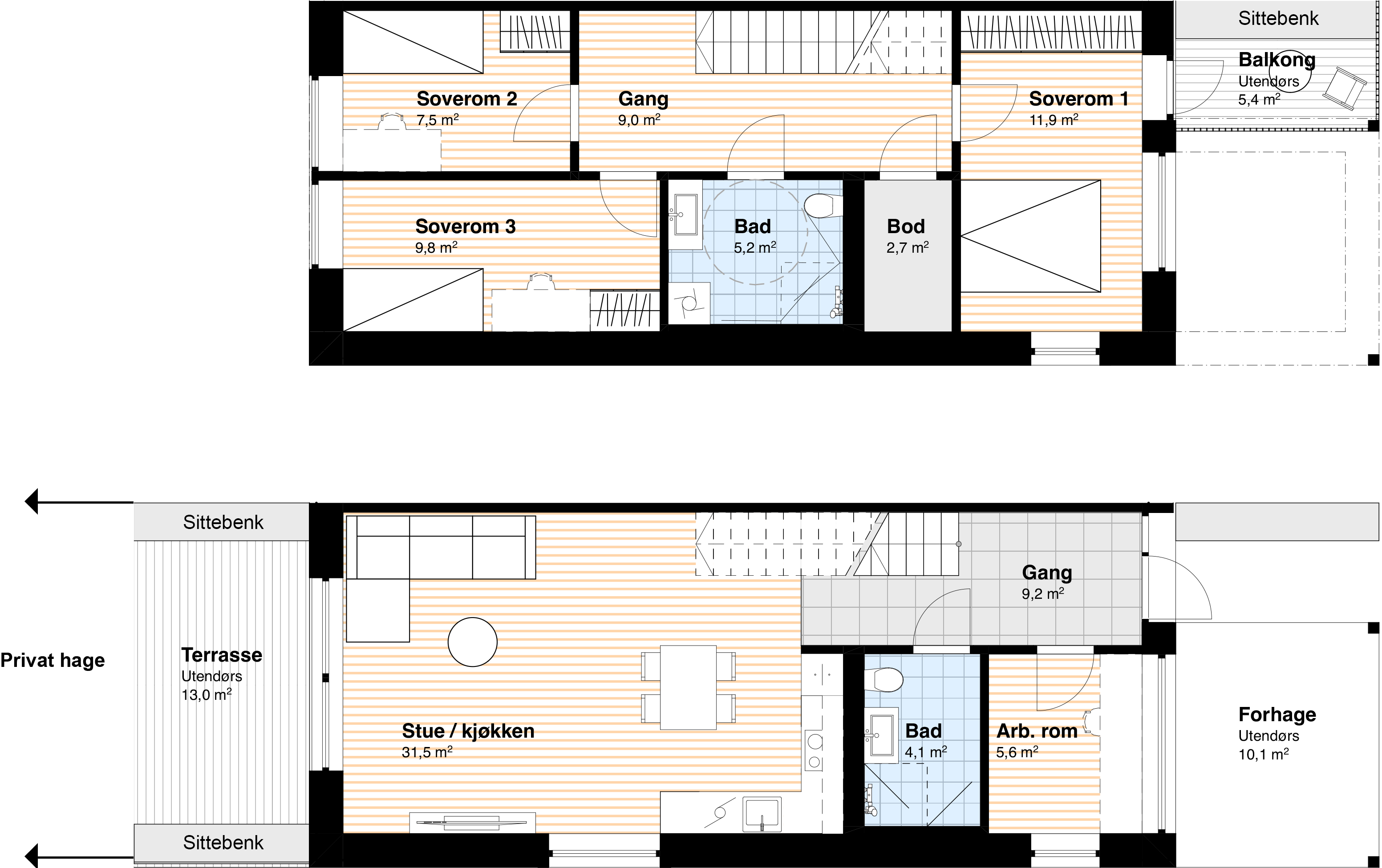 Townhouse - A101 - 110-1