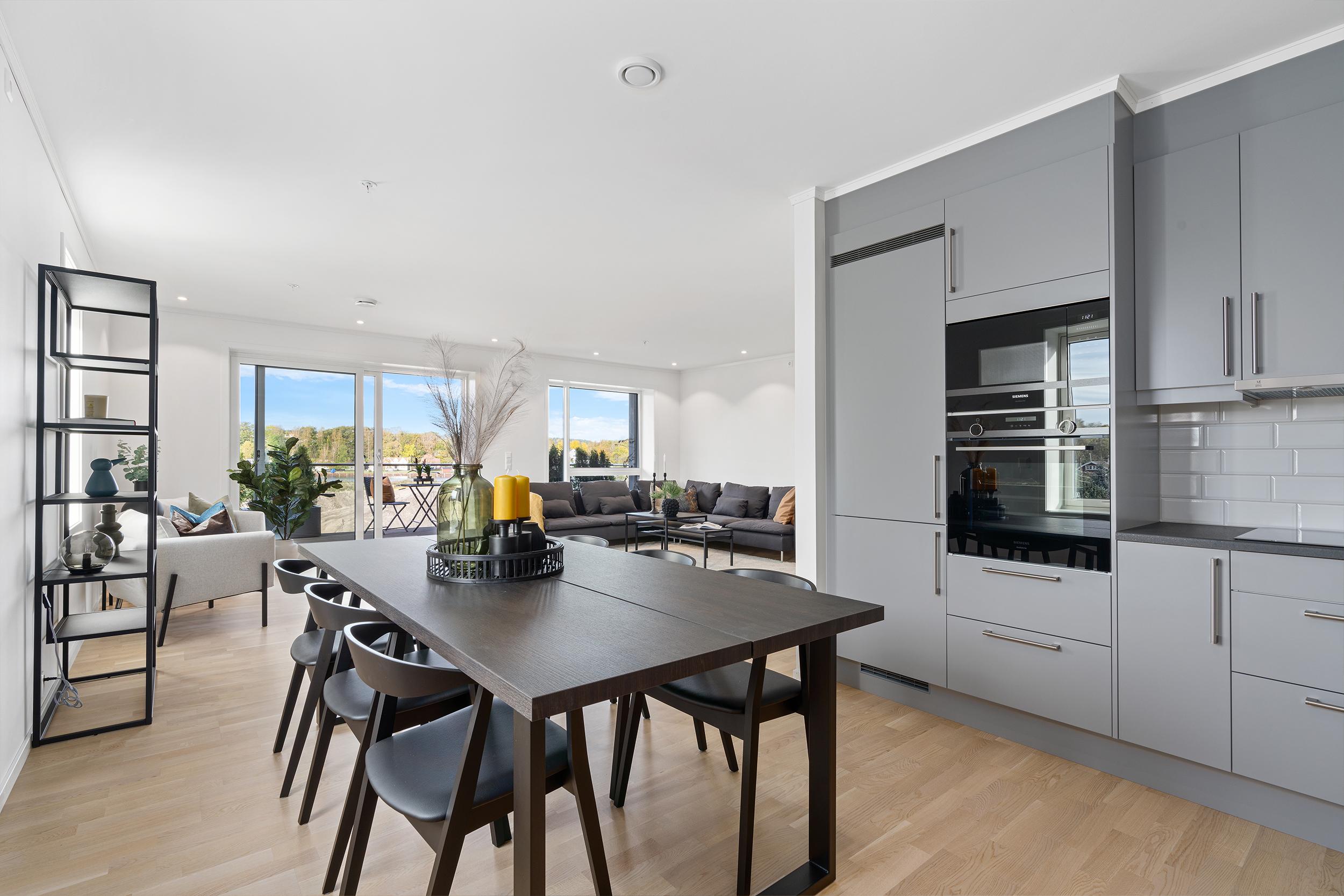 kjøkken stue